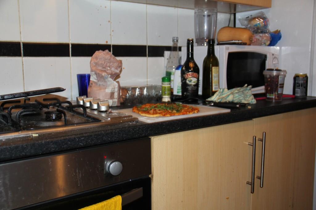 Cooking Critique Series: Chef Sam's Bacalhau com Natas & Tomato Flatbread