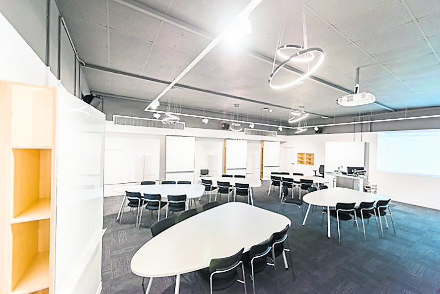 Kingston University introduces new teaching rooms