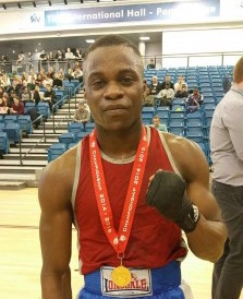 'Mini Mike' looks to defend gold medal title