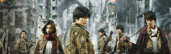 Attack On Titan Film Review