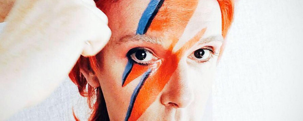 Bowie is Forever Stardust: Kingston's David Bowie on Bowie's death
