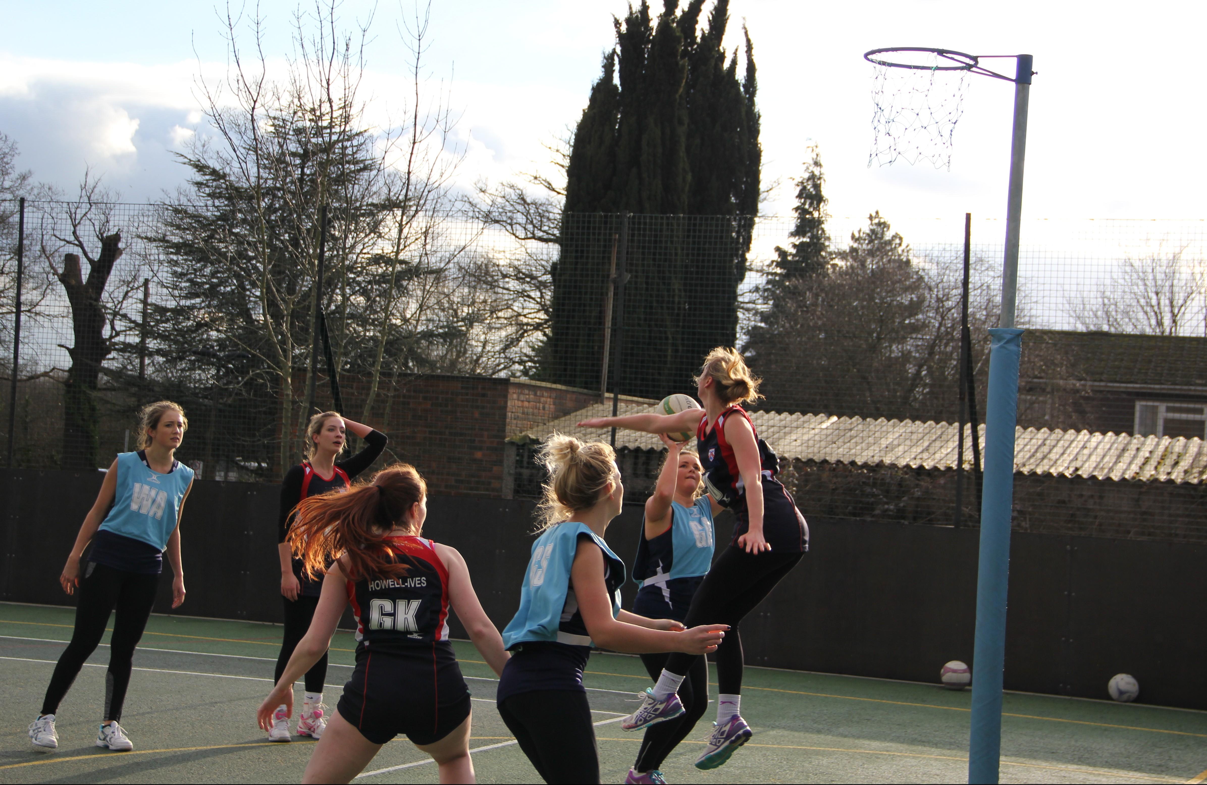 Cougars' netball sabotaged by KU
