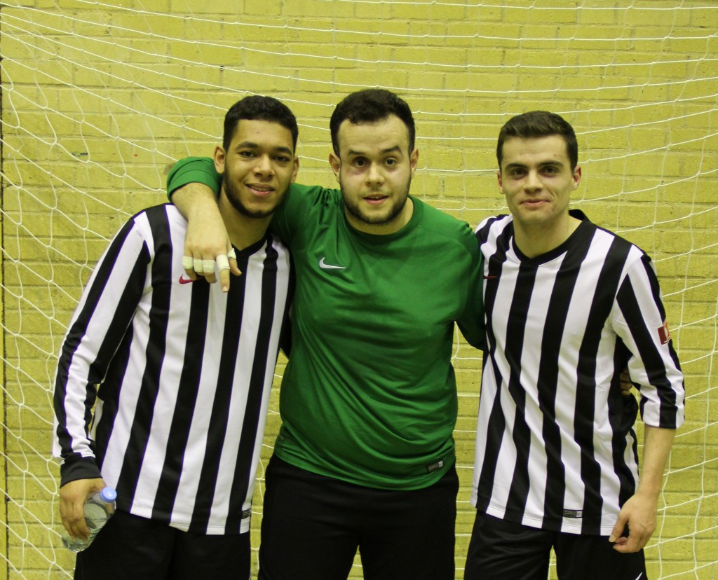 Futsal makes first appearance at varsity
