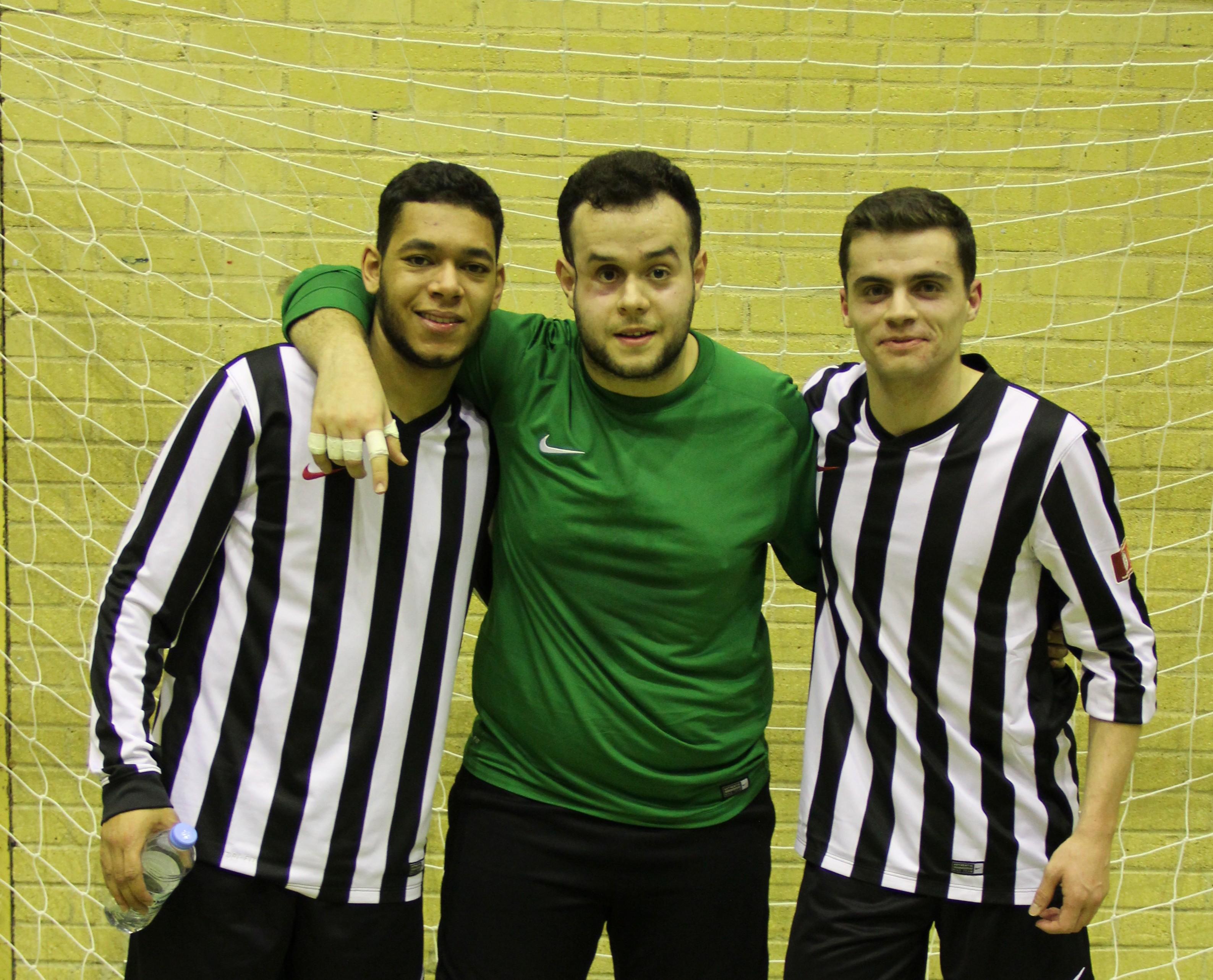 Futsal makes first appearance at varsity
