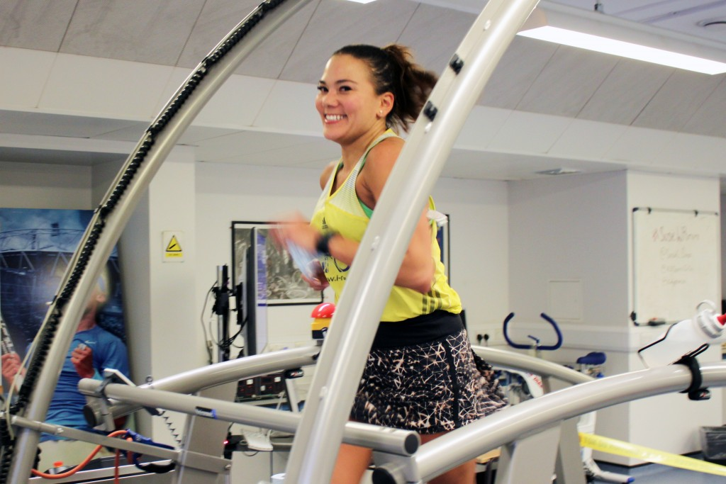 Runner breaks world treadmill record thanks to KU support