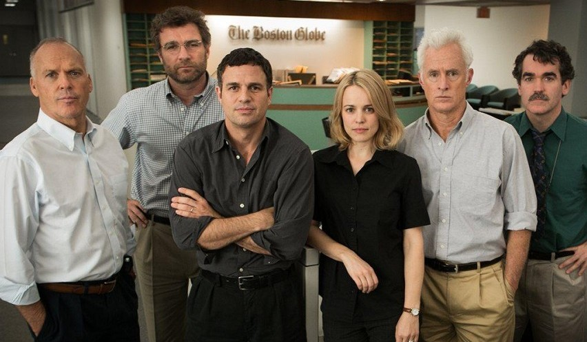 INTERVIEW: Keaton, Ruffalo and McCarthy on Spotlight