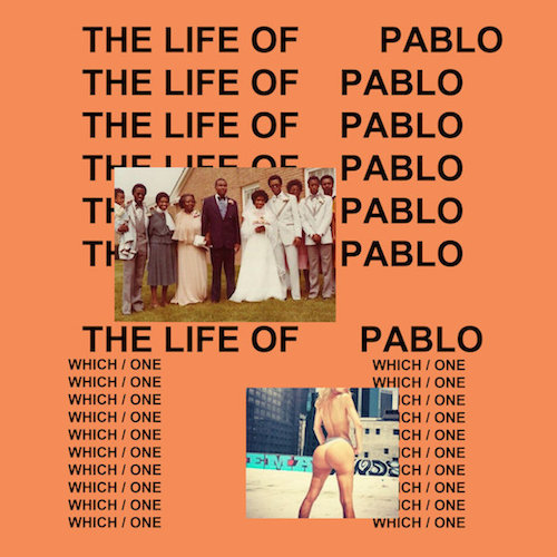The Life of Pablo Official Artwork