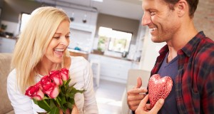 £1.6 billion is spent on Valentine's day every year in the UK