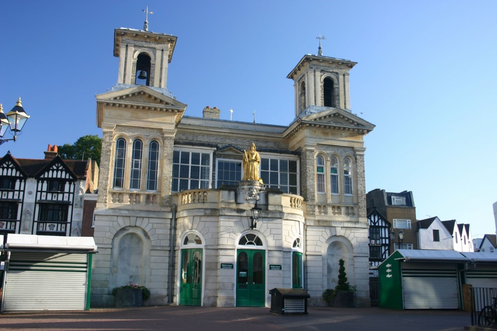 Petition gains momentum for Kingston Market House bid