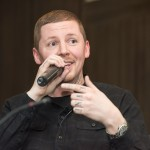 Professor Green hosts KU Talent by Ezzidin Alwan