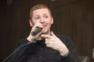 Professor Green presents KU Talent Awards