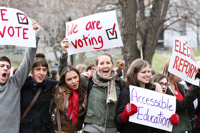 Students, it's time to take control of your future and vote in the EU referendum