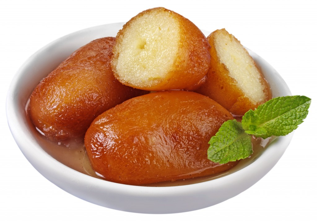 Gulab Jamun Photo by Food and Drink/REX
