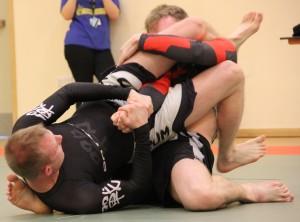 Big Mauling Martial Arts