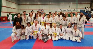 Jiu Jitsu club