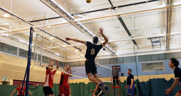 KU Volleyball vs Middlesex