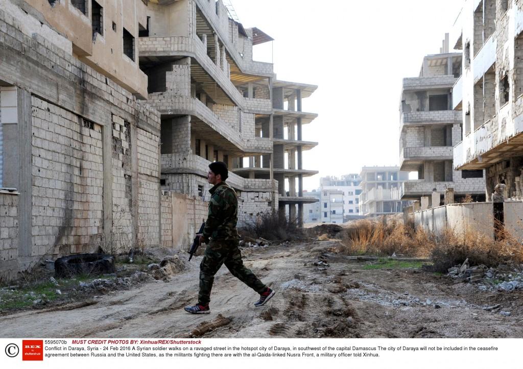 Reporting from Syria – Richard Spencer & Yasser al-Hajji