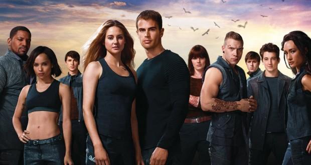 The cast of Allegiant   (credit: ajc)