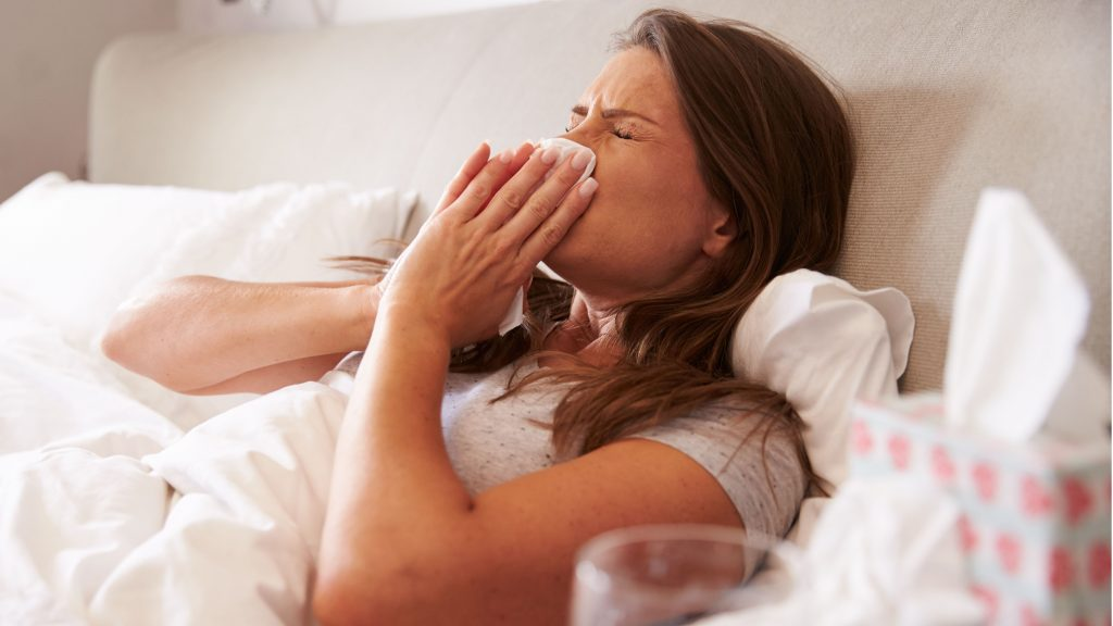 5 easy steps to survive freshers' flu
