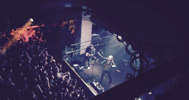 Two Door Cinema Club at Hippodrome on Thursday 20th of October Photo: Camilla Iversen