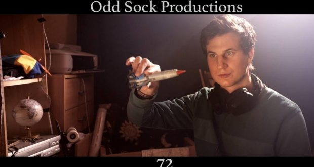 '72' by Odd Sock Productions won best genre at the 48HFP        Photo credit Odd Sock Productions