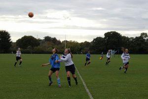 Women's football: Kingston suffer defeat at home University of Essex First Team 4 – Kingston University First Team 2