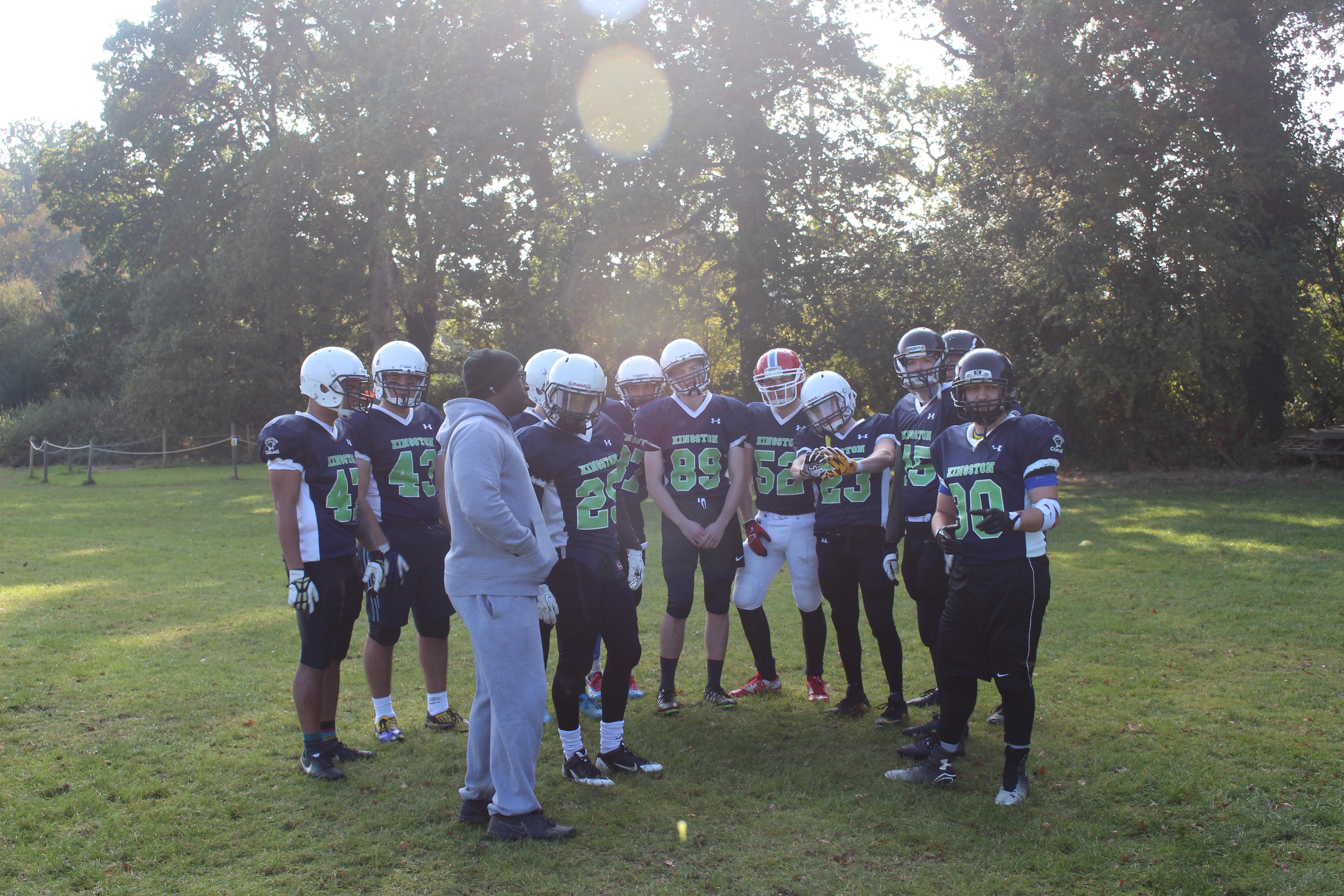 KU American football: A team making history