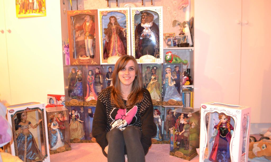 KU student's £1,000 Disney doll collection has ruined her relationship