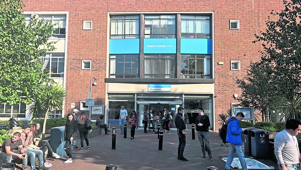 Kingston University to axe more than 70 courses after internal reviews