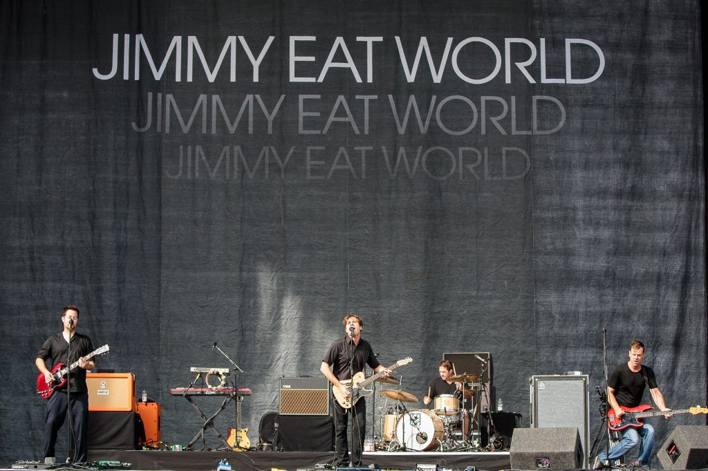 Jimmy Eat World's new album is a fun adventure