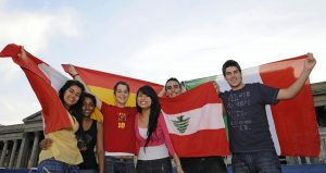 International students should stay in the UK