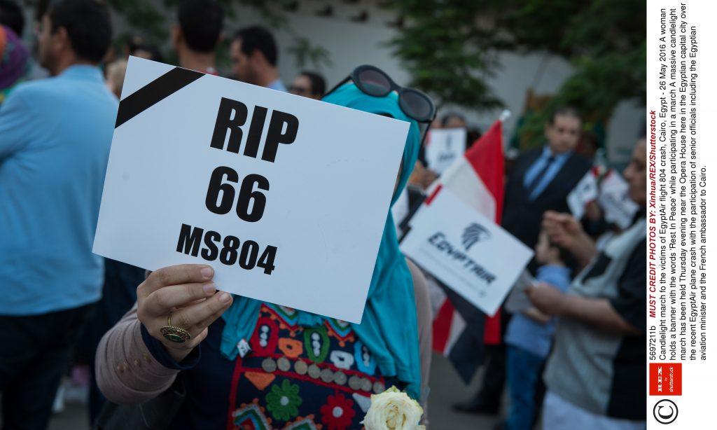 Kingston grad killed in Egyptair Crash