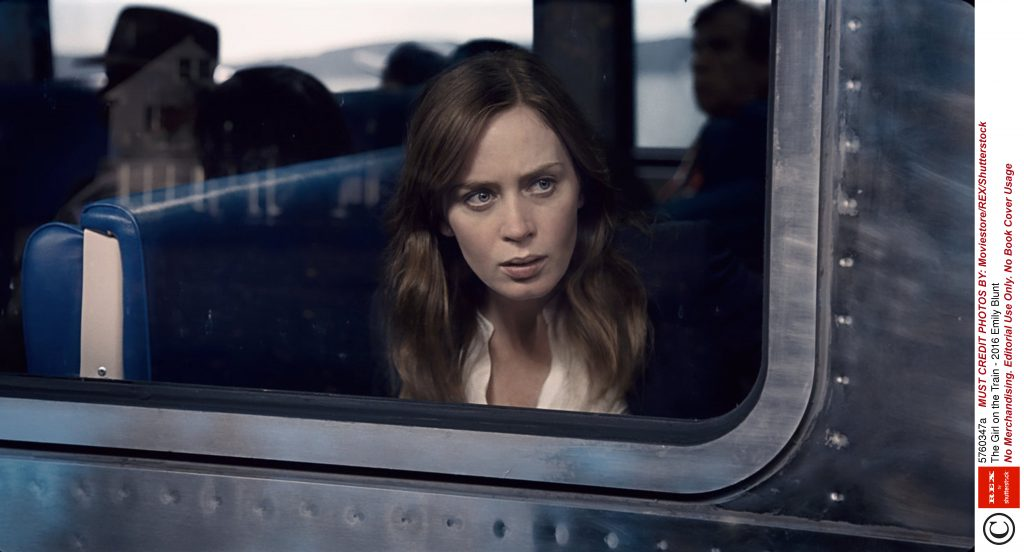 Review – The Girl on the Train