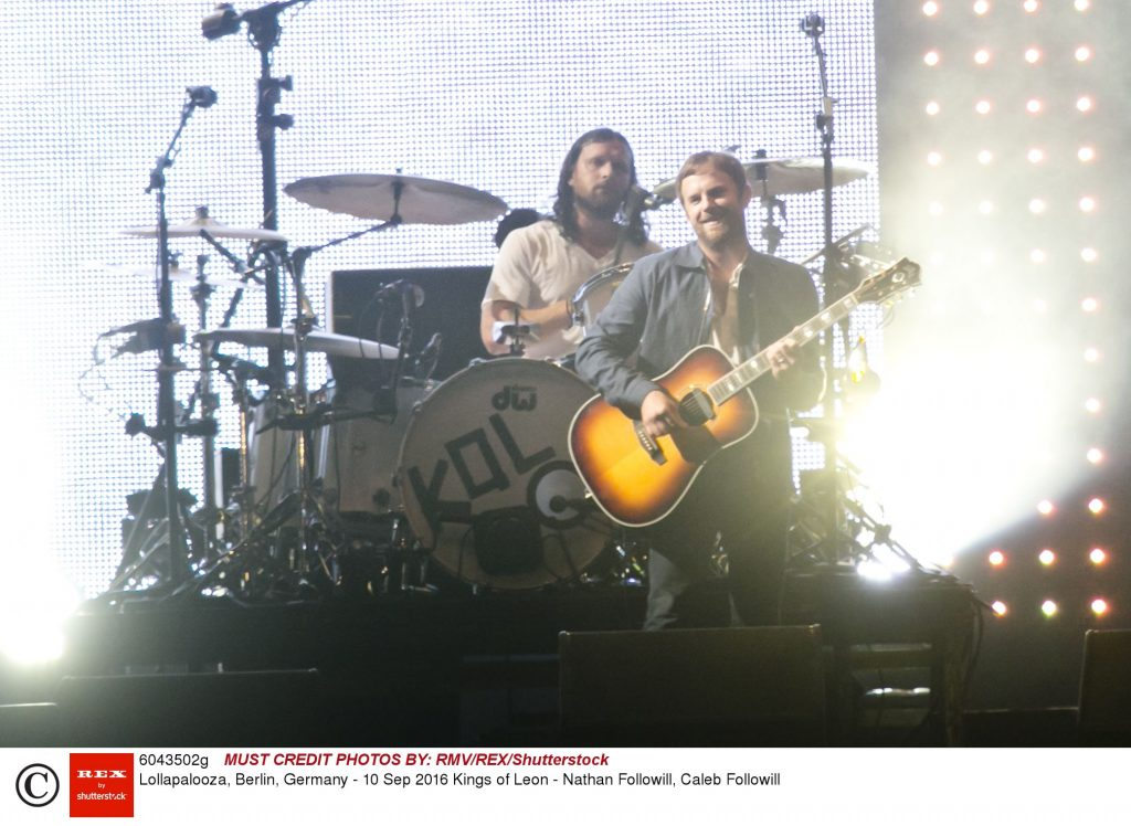 Kings of Leon's comeback lives up to the expectation