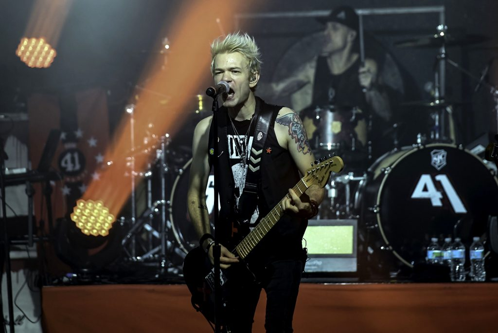 Sum 41's new 13 Voices most honest record