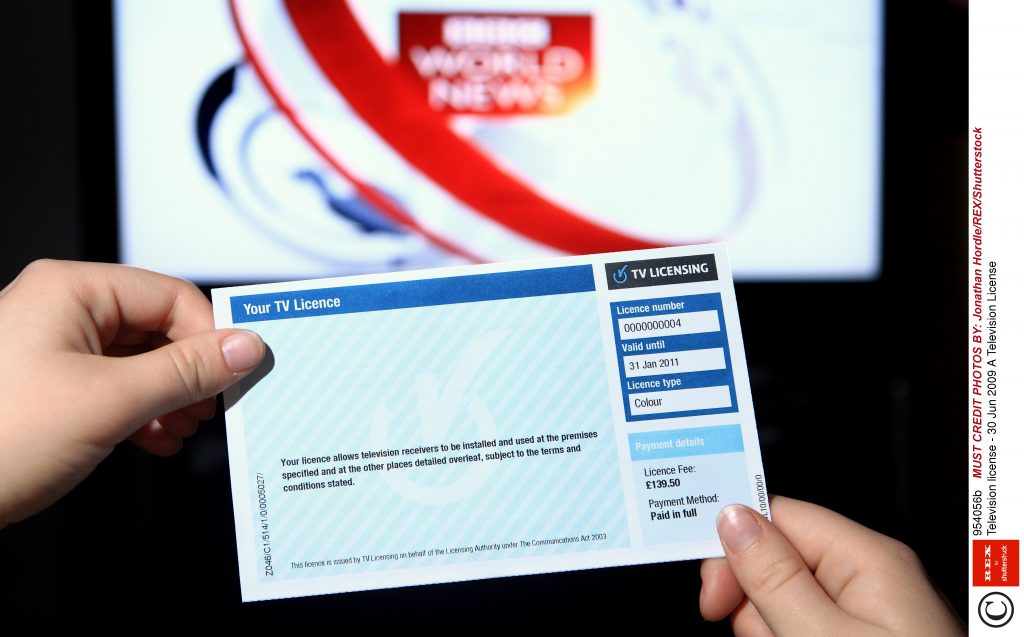 Comment: Students should not pay for TV licences