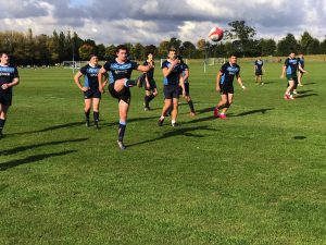 Kingston University sports round up: football, rugby union, lacrosse, badminton, hockey, tennis, squash, netball and volleyball