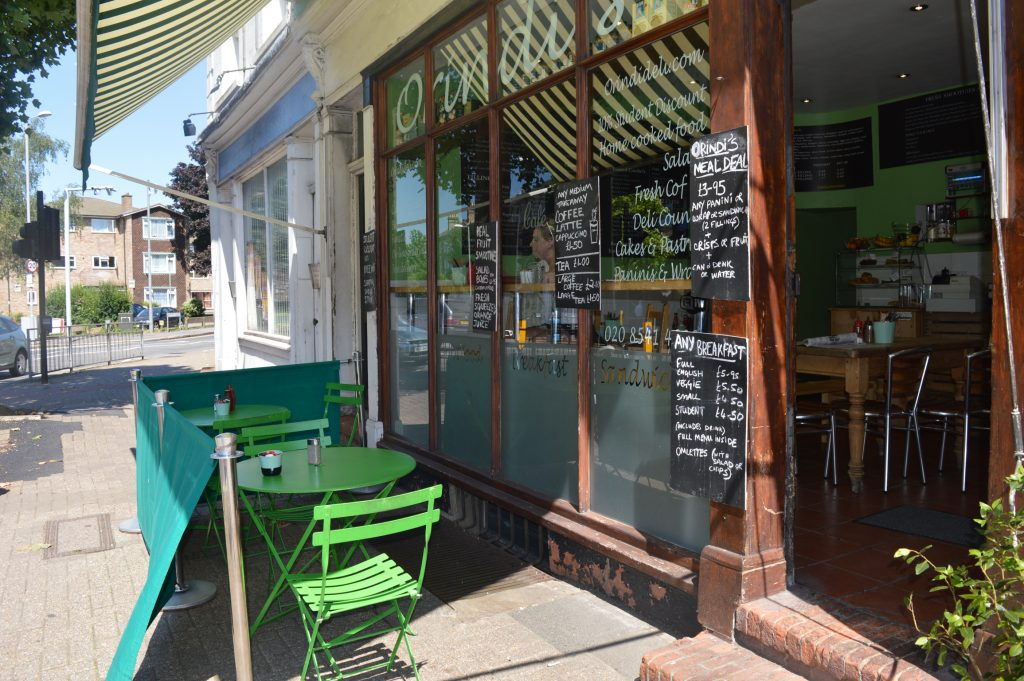 Take a short walk to Orindi's Deli Cafe- Advertorial