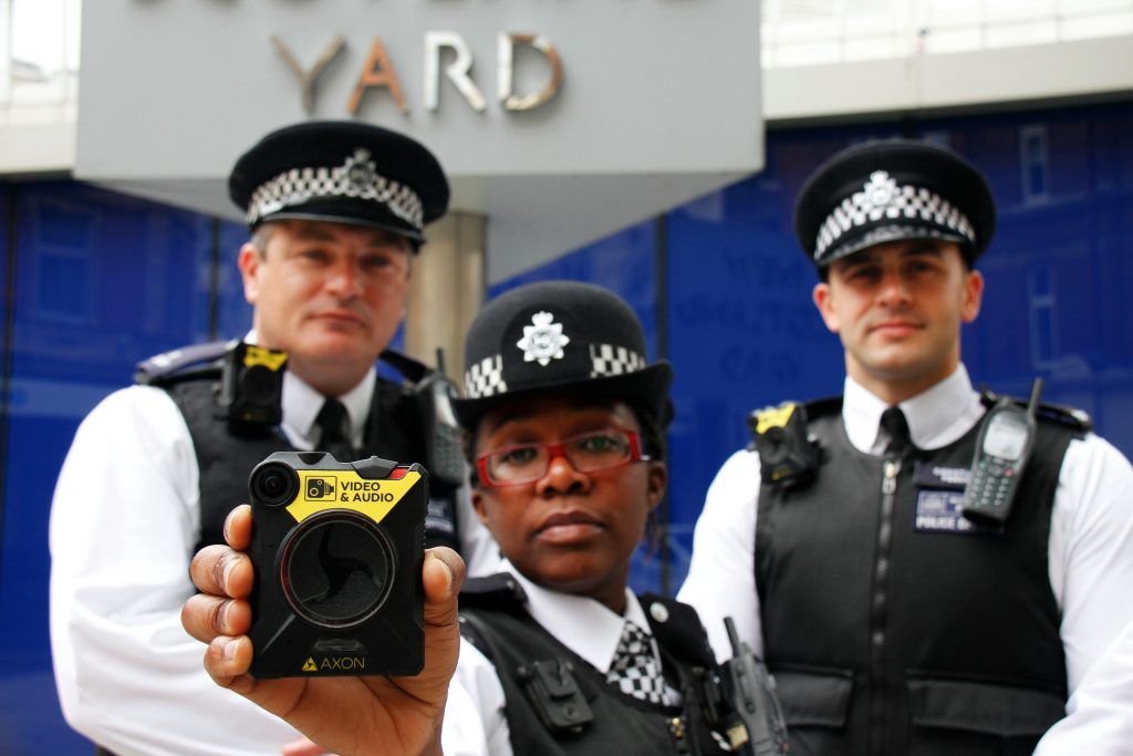 Kingston police to wear some of 22,000 body cameras issued in London by Metropolitan Police