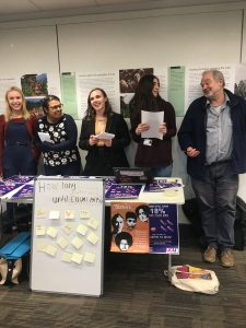 KU campaigns in recognition of equal pay day
