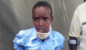 Somali KU student launches fundraiser to save her cousin from a killer tumour