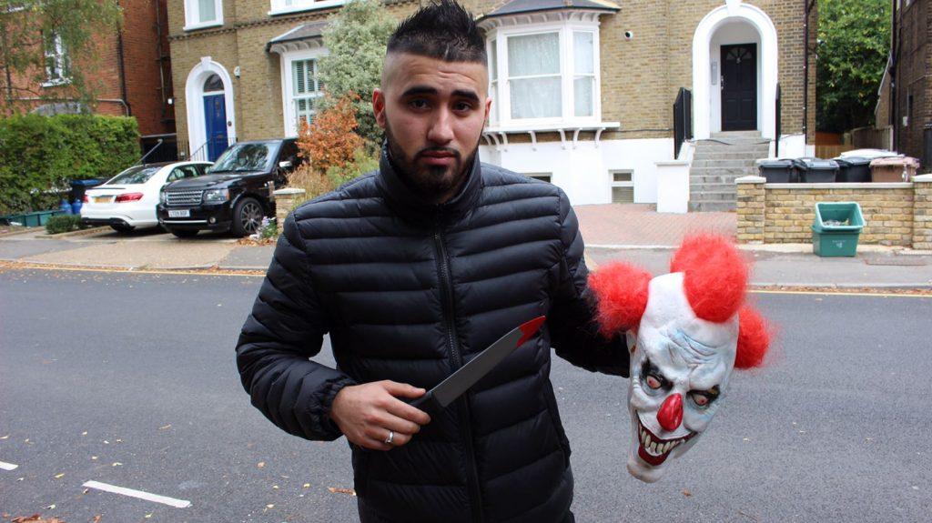 KU killer clown prank receives public backlash