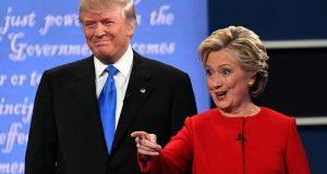 Democrats VS Republicans (Photo by ddp USA/REX/Shutterstock)