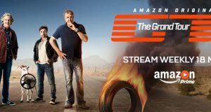 The Grand Tour was a huge success and broke Amazon Prime's record in viewing figures