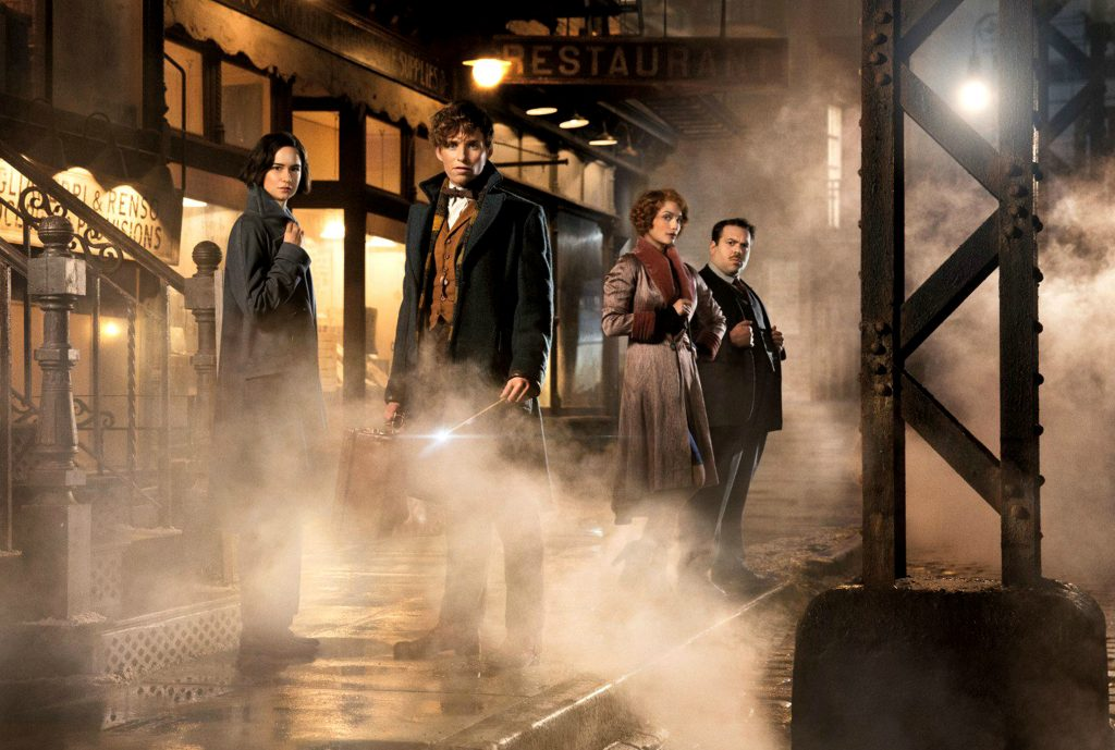 Review: Ezra Miller shines in Fantastic Beasts' lost plot