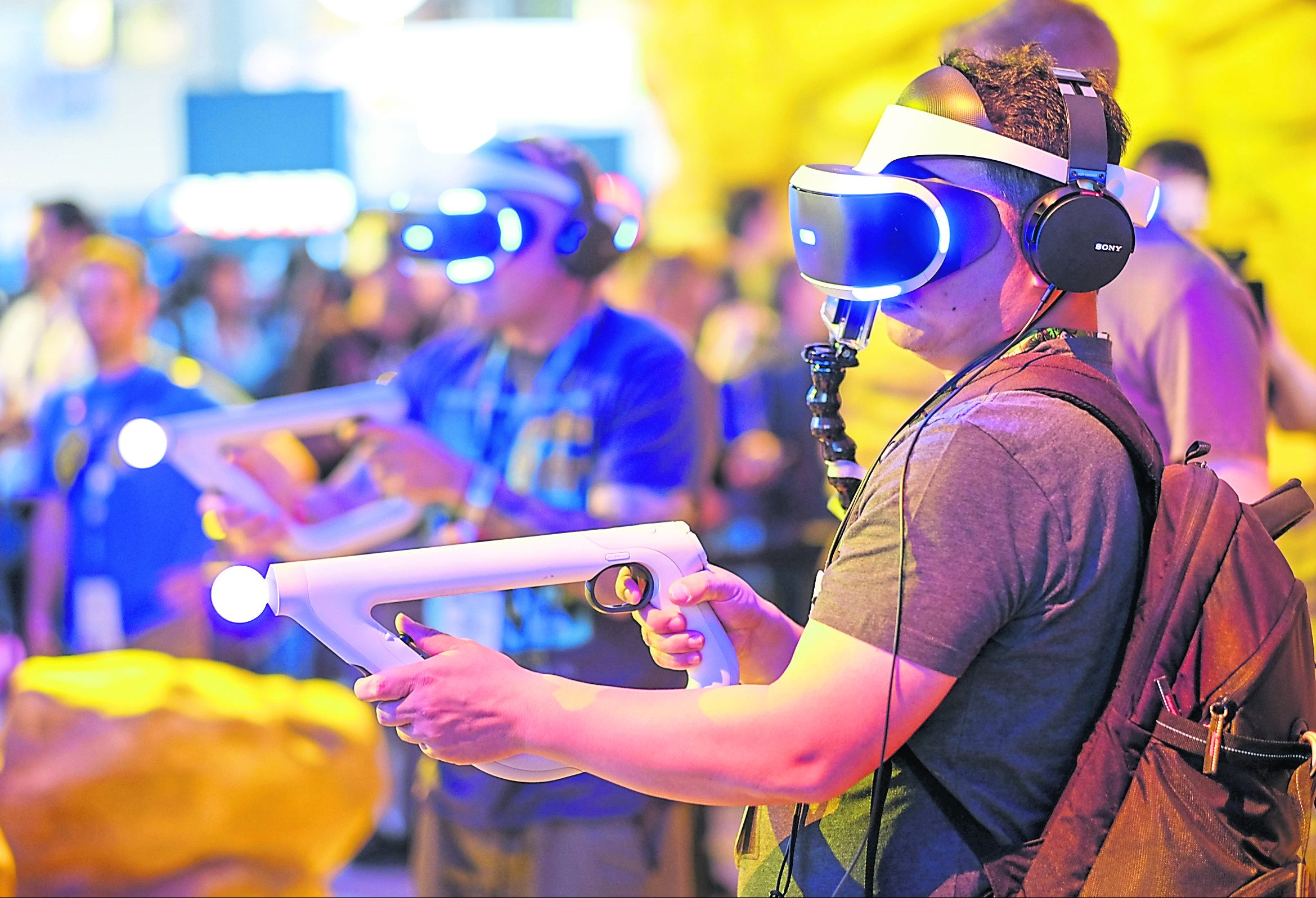 What's happening to the gaming industry?
