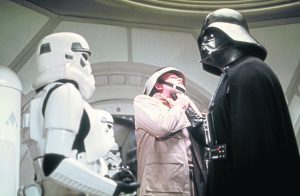 No Merchandising. Editorial Use Only. No Book Cover Usage. Mandatory Credit: Photo by Lucasfilm/20th Century Fox/REX/Shutterstock (5886297ev) David Prowse Star Wars Episode IV - A New Hope