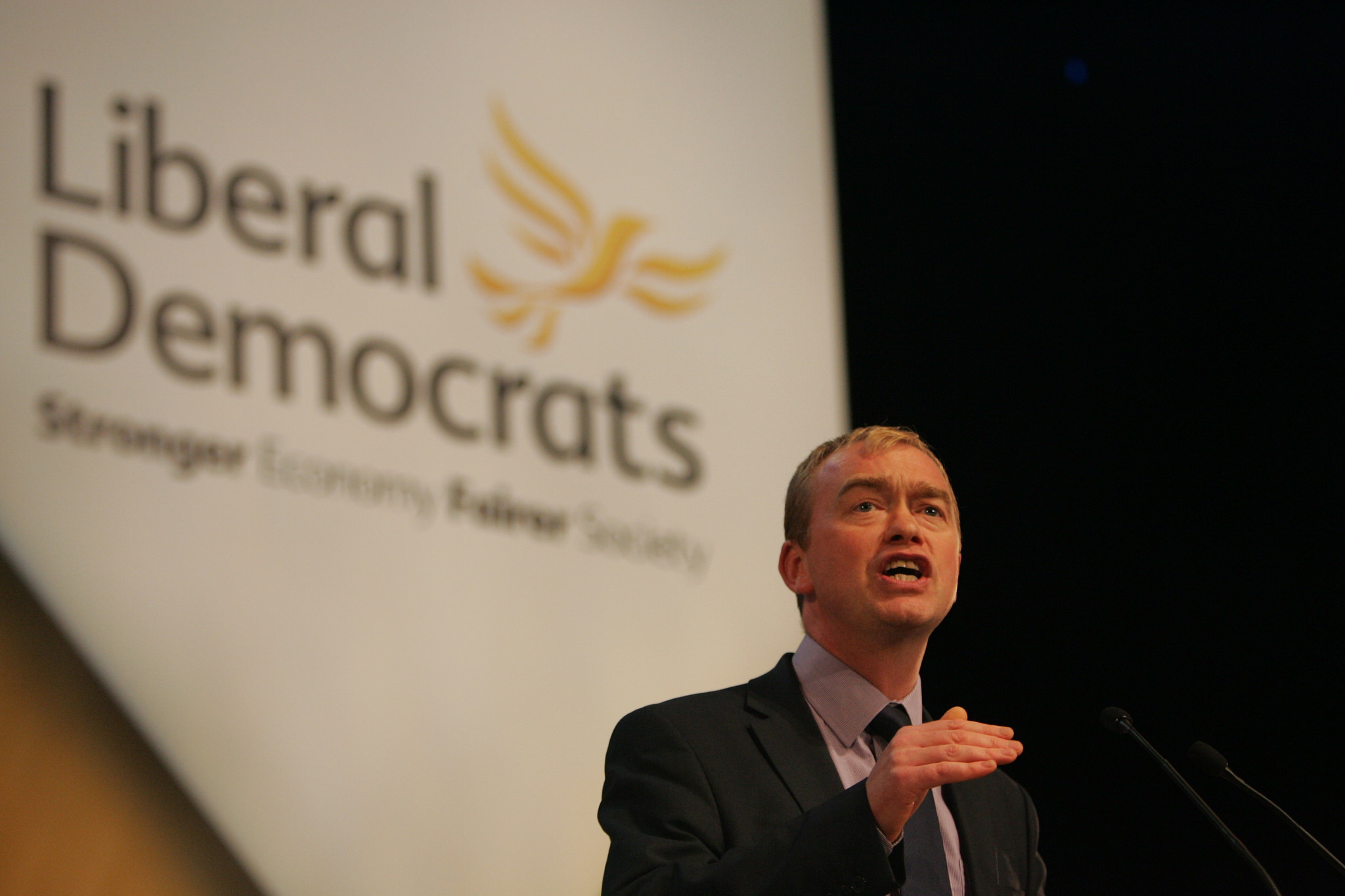 Liberal Democrats Leader concerned by recent student sex work report