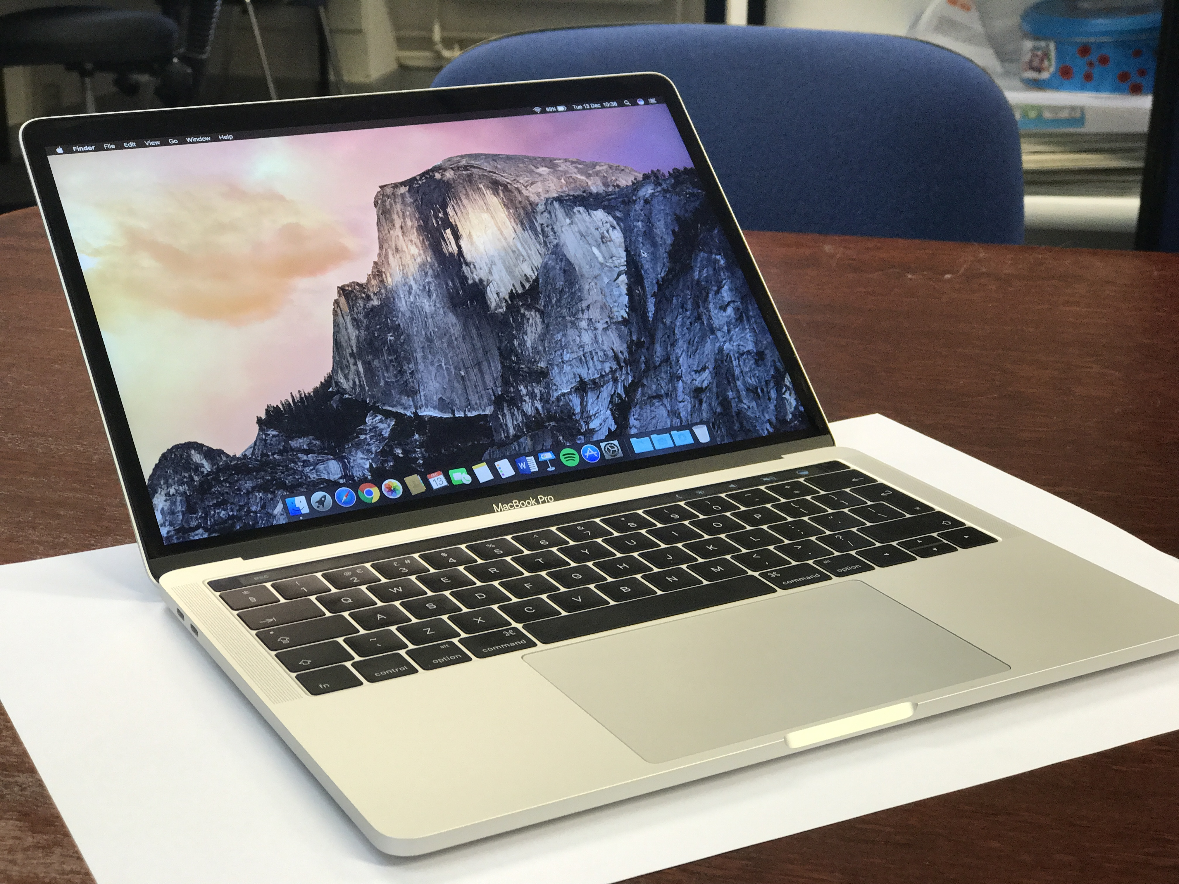 The new MacBook pro is here, but just how good is it?