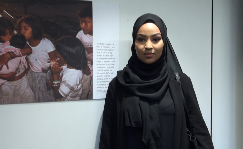Watch modern hijabi fashion in action on the corridors of KU – Video